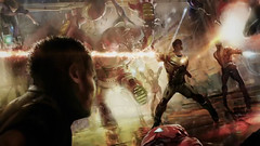 Iron Man 3 - Suits Final Battle