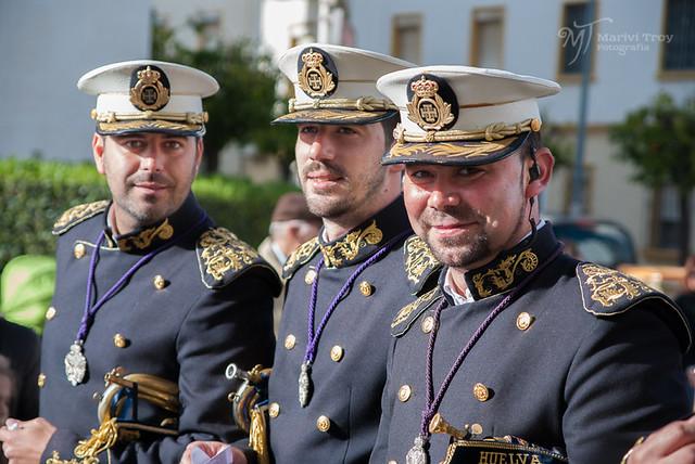 Banda del Nazareno, Huelva