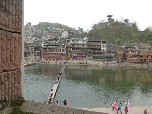 Hunan13-Fenghuang-Ville-Rive Sud (1)