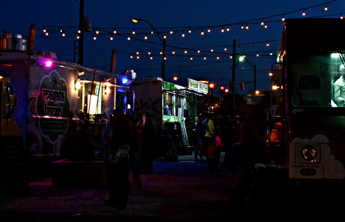 Food Truck Park.