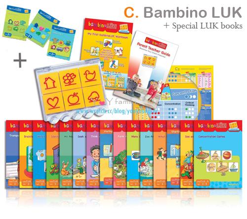 C. Bambino LUK COMBO