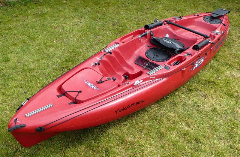 Rigging the Outback for fishing - Hobie Forums • View topic