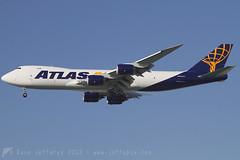 N854GT B747-800F Atlas Air