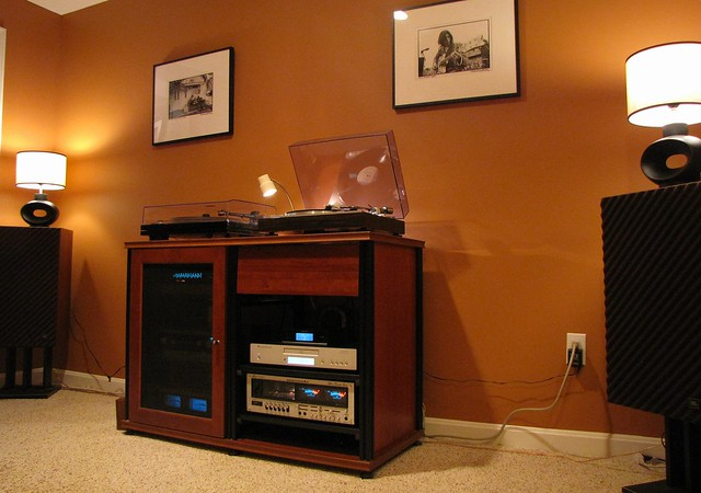 Vintage Marantz/JBL Set-Up
