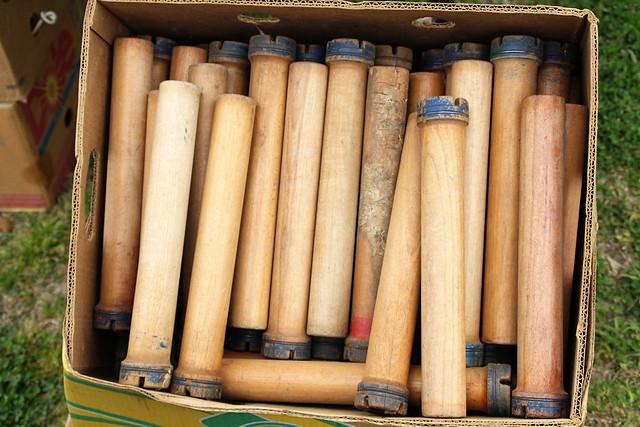 Box of sticks
