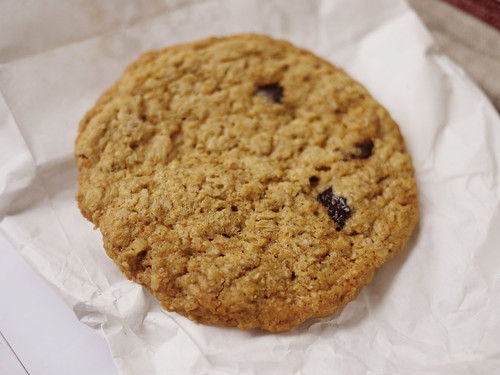 04-12 oatmeal raisin cookie