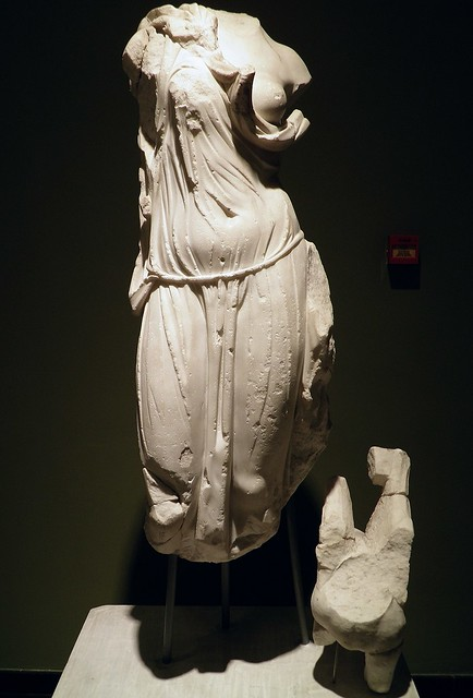 Nemesis, 2nd – 3rd century AD, from Cremna (Colonia Iulia Augusta Felix), Burdur Museum