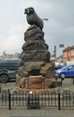 Ram Statue, Moffat