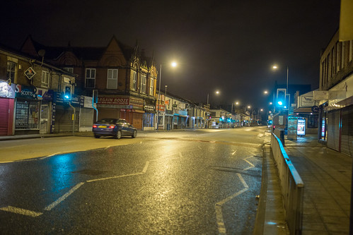 4AM Project - Prestwich Village