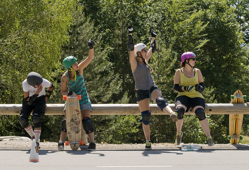 Women's Longboard Camp