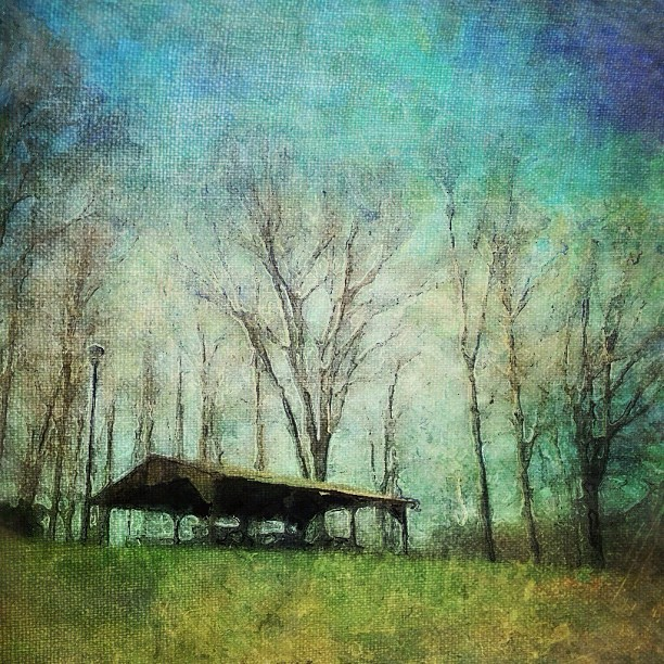 iPhone painterly apps