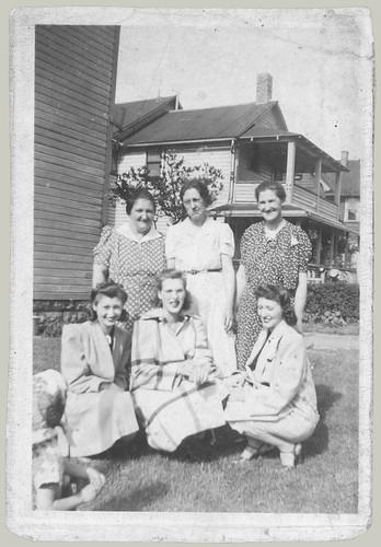 Seven women