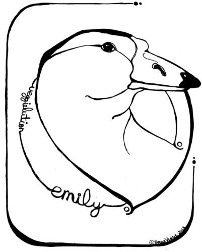 Emily T-Shirt Design