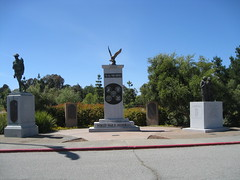 2010 Marin County War Memorials