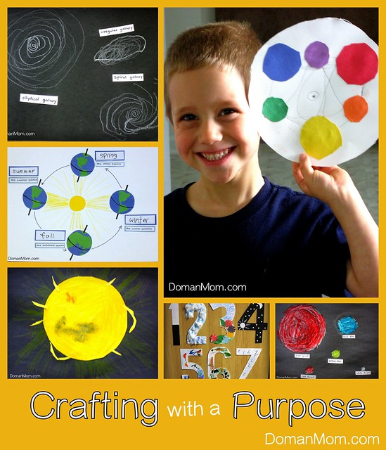 Crafting with a Purpose