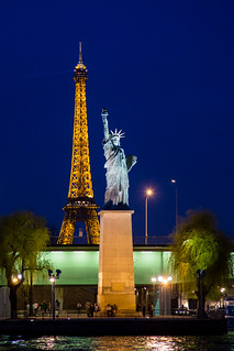 Statue of Liberty - Paris