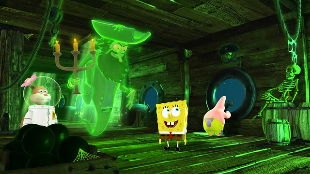 Nickelodeon Hotel Spongebob Room