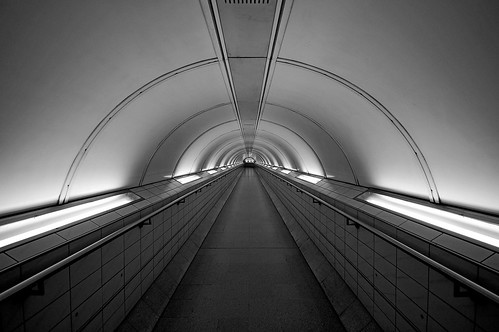 Waterloo and City Tunnel