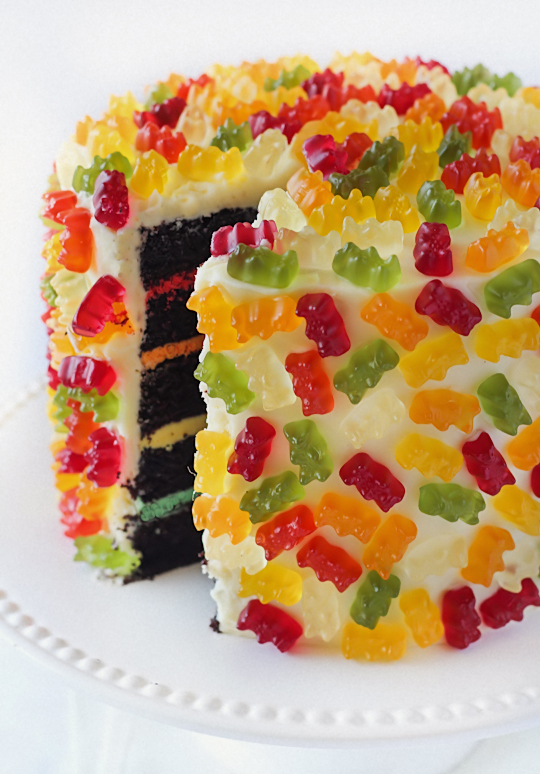 Chocolat Layer Cake