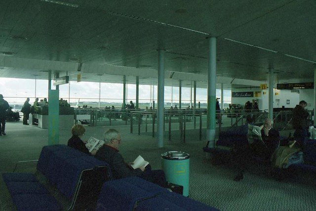 London-Stansted Airport, 1999