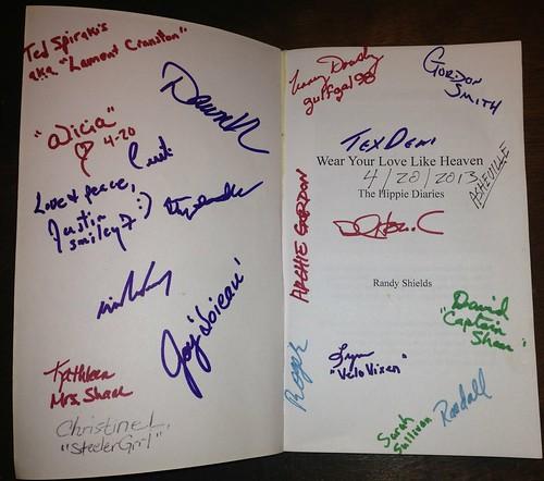 DKos Asheville OPOL Appreciation