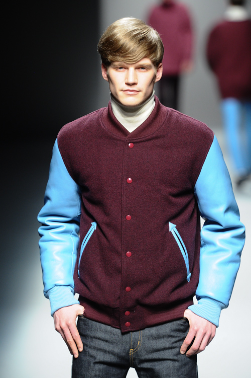 Stephan Haurholm3073_FW13 Tokyo MR.GENTLEMAN(Fashion Press)