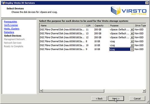 Virsto IO Services