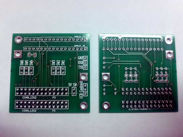 PCB - Actual - Front And Back