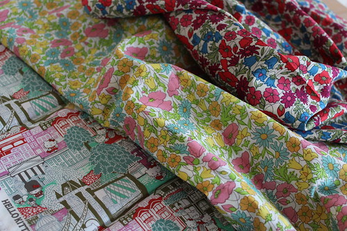 pretty Liberty prints