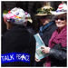 Earth Day 2013 - talk peace - raging grannies