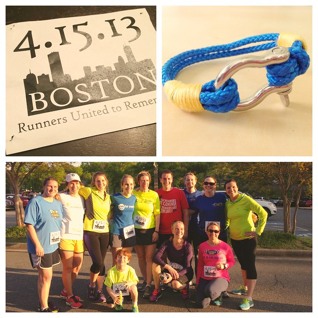 Boston honor run