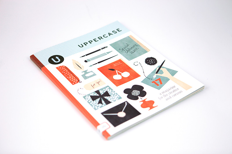 Uppercase #17: Stationery around the world