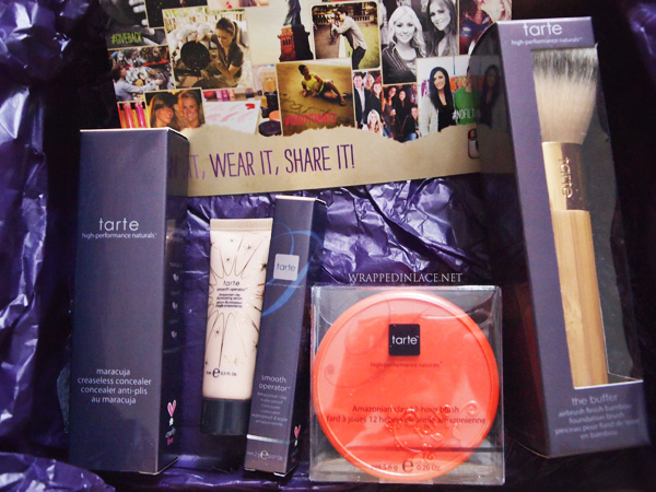 Tarte, Urban Decay, butter LONDON, Sephora Haul
