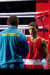 Boxing Kazakhstan