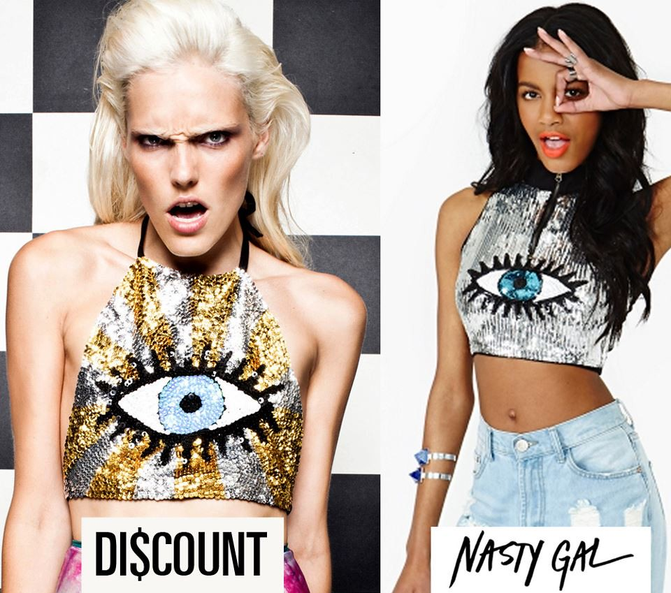 Di$count vs REVERSE @ Nasty Gal 1