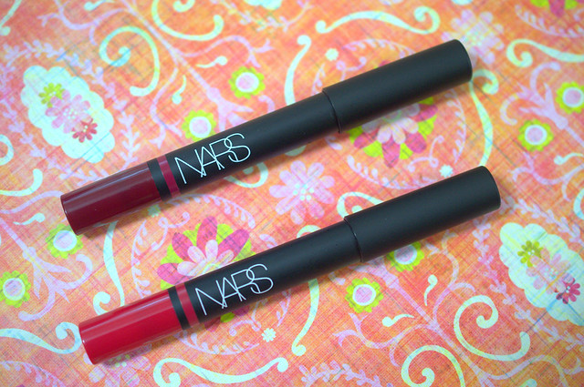 The Story Of The NARS Lip Pencil That I Wore For 2 Weeks Straight