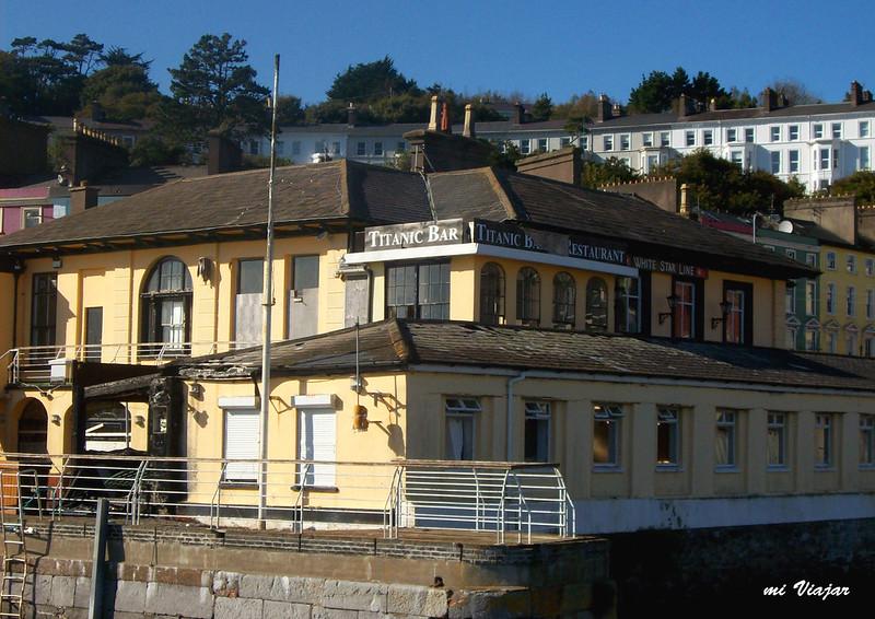Titanic Bar, Irlanda
