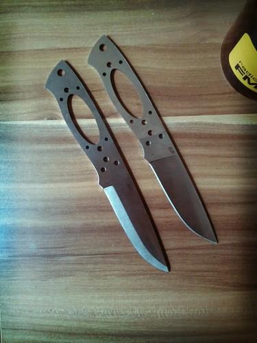 enzo trapper blades