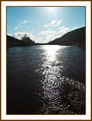 Clydach Vale Top Lake