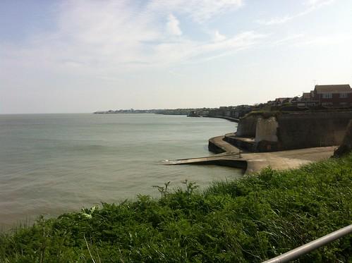 Walk Birchington to Herne Bay 25-4-2013 001