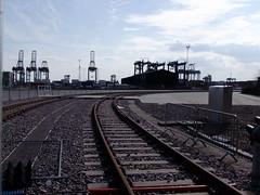 Felixstowe Branch & Docks