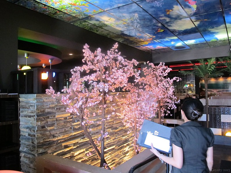Sakura Garden foyer