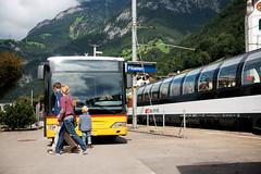 Swiss Family Card– děti do 16let ve Švýcarsku cestujízdarma
