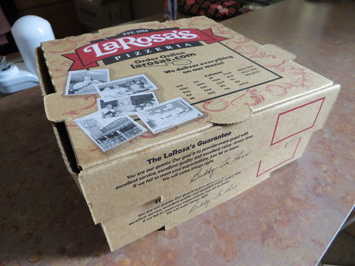 LaRosa's pizza