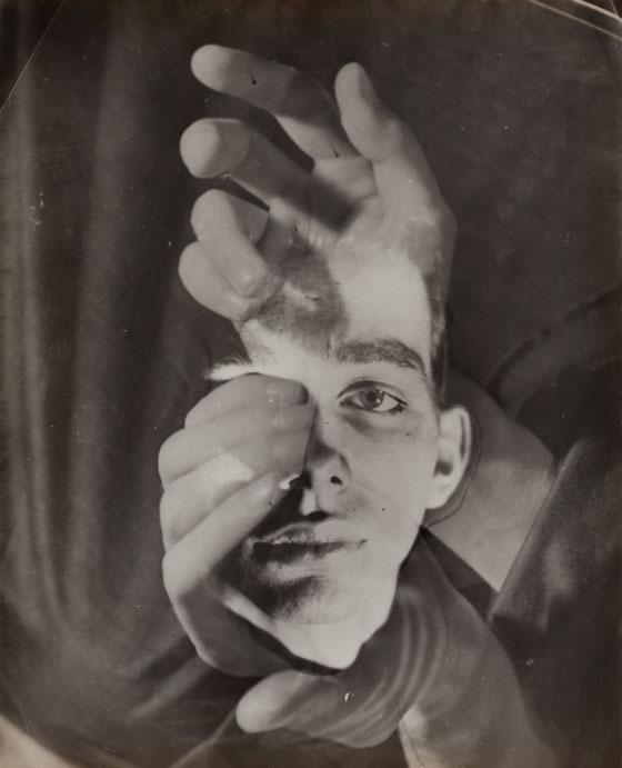 ואל טלברג, דיוקן של דיק בארקס, 1946 לערך