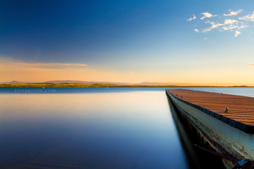 longexposure sunset lake water canon pier dock solitude alone quiet peace dusk sigma peaceful idaho serenity 7d nampa caldwell smoothwater lakelowell 1750mm treasurevalley canyoncounty