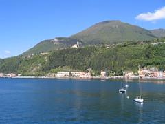 Traghetto Mincio - Maderno Torri del Benaco