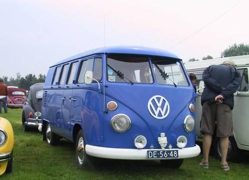 DE-56-48 Volkswagen Transporter kombi 1964
