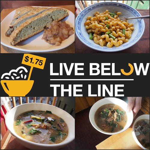 Day 4 – Best Food Day – Live Below The Line