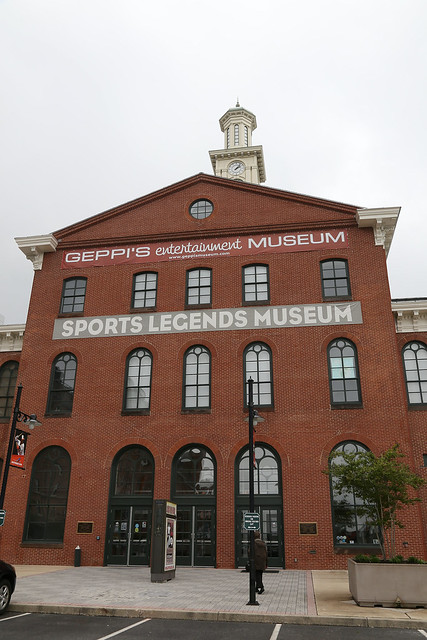 Geppi's Entertainment Museum in Maryland: A must for comic ...